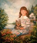 lise fortin art portrait
